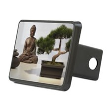 Buddha, Bonsai and Stack o Hitch Cover