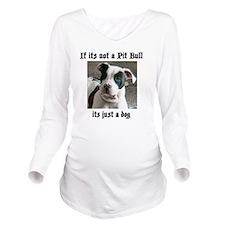 hannah Long Sleeve Maternity T-Shirt