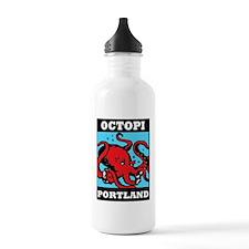 OctopiPDX Water Bottle