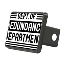 Dept. of Redundancy Hitch Cover