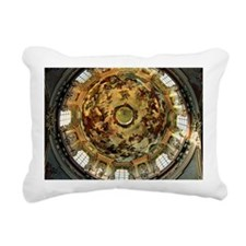 Dome Rectangular Canvas Pillow