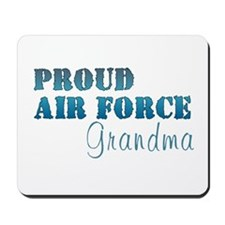 Unique Airman mom Mousepad