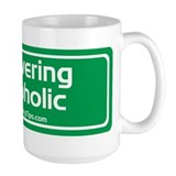 Recovering Gasoholic Mug