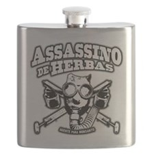 Monsanto Gas MAsk Comp 4 Flask