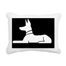 pharaohhitch Rectangular Canvas Pillow