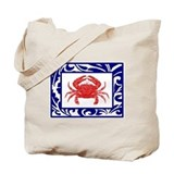 &quot;The Fab Crab&quot; --  Tote Bag