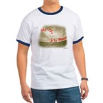 My Life Is In Ruins - Chaco Canyon Ringer T