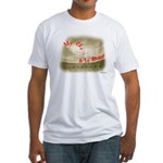 My Life Is In Ruins - Chaco Canyon Fitted T-Shirt