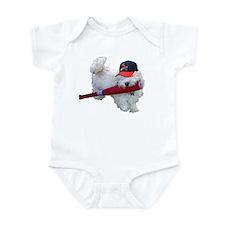 """""""Saint Louis Cardinals fan"""" Infant Bodysuit"""