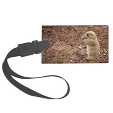Prairie Dog Luggage Tag