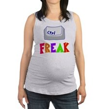CtrlFreak Maternity Tank Top