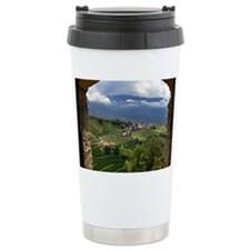 framed view Ceramic Travel Mug