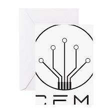 CEMI Logo Greeting Card