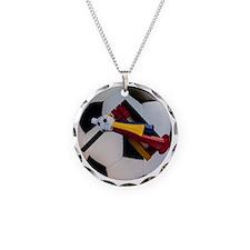 Ball-Horn-Ratchet Necklace