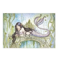 Lori Karels Mystical Art  Postcards (Package of 8)