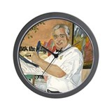 Funny Margarita Wall Clock
