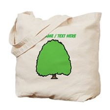 Custom Evergreen Tree Tote Bag
