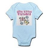Cute Little Victoria Infant Bodysuit