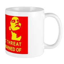 Domestic Threat Coffee Mug