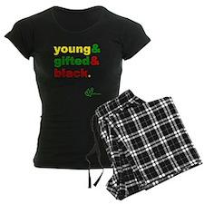 Young, Gifted and Black Pajamas