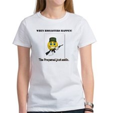 When Disasters Happen Tee