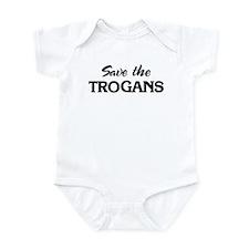 Save the TROGANS Infant Bodysuit