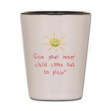 Inner Child Shot Glass
