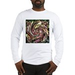K9 Flower #6 Long Sleeve T-Shirt