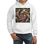 K9 Flower #6 Hooded Sweatshirt