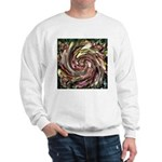 K9 Flower #6 Sweatshirt
