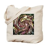 K9 Flower #6 Tote Bag