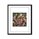 K9 Flower #6 Framed Panel Print