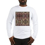 K9 Totem Carpet #4 Long Sleeve T-Shirt