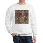 K9 Totem Carpet #4 Sweatshirt