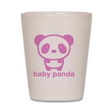 Baby Panda Shot Glass