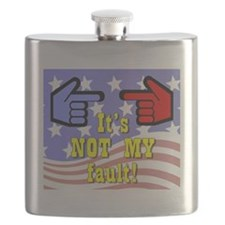 Its Not My Fault! Flask