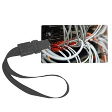 network LAN cables Luggage Tag