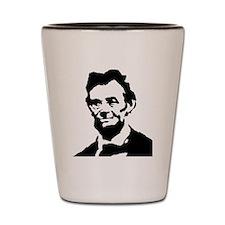 Abraham Shot Glass