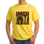 TAL Morphing Yellow T-Shirt