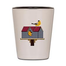 Home Tweet Home Shot Glass