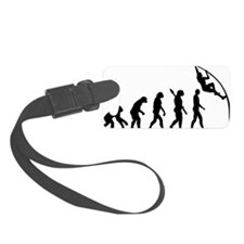 Evolution Pole vault Luggage Tag