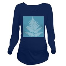 Fern Long Sleeve Maternity T-Shirt