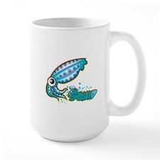 Squid Mug, Take #1.
