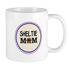 Sheltie Dog Mom Mugs