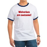 Wolverines are awesome T