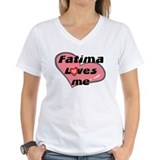 fatima loves me Shirt