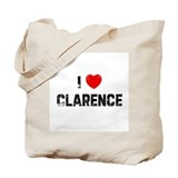 I * Clarence Tote Bag