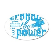 The Babe With The Power (Boy Wall Decal