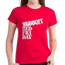Support Red Fridays Tee