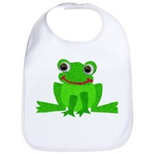 Little Froggy  Bib